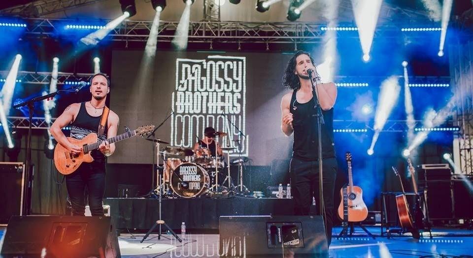 BAGOSSY BROTHERS COMPANY koncert