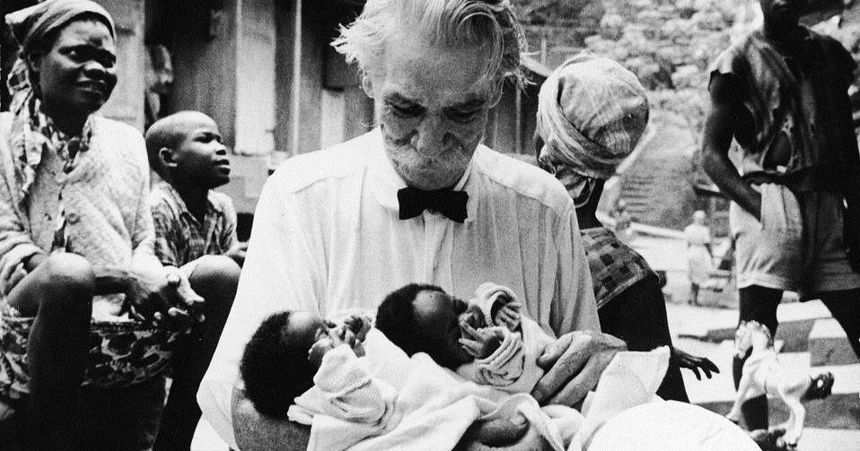 Albert Schweitzer és a koronavírus