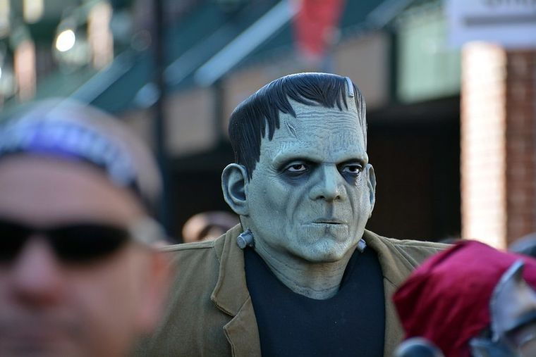 Frankenstein, avagy a modern Prométheusz