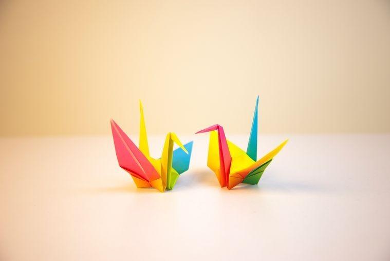 Az origami nagymestere