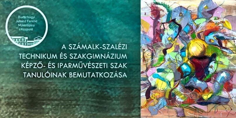 SZÁMALK-Szalézi Technikum és Szakgimnázium kiállítás