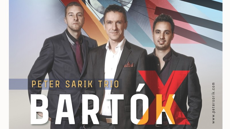 Sárik Péter Trió koncert