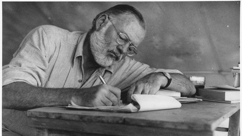 60 éve hunyt el Ernest Hemingway