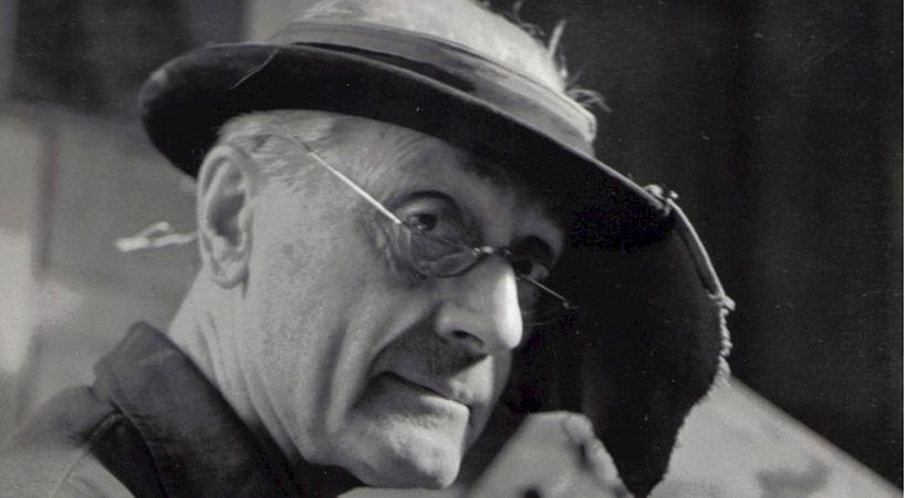 40 évvel ezelőtt hunyt el MOLNÁR C. PÁL festőművész