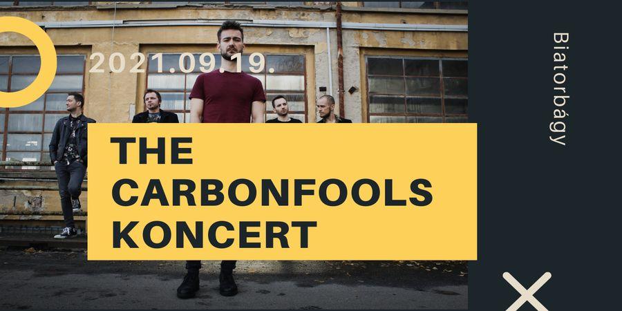The Carbonfools koncert